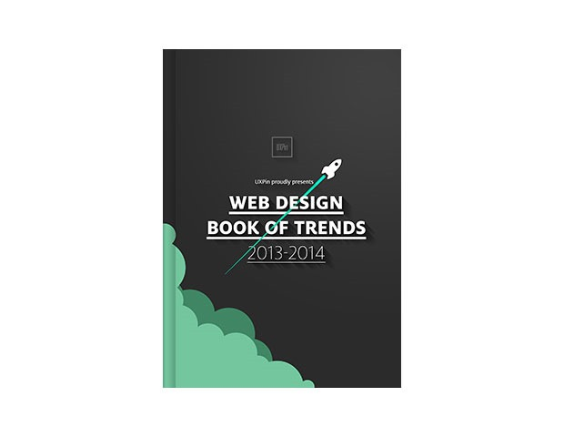 Webdesign book of trends 2014