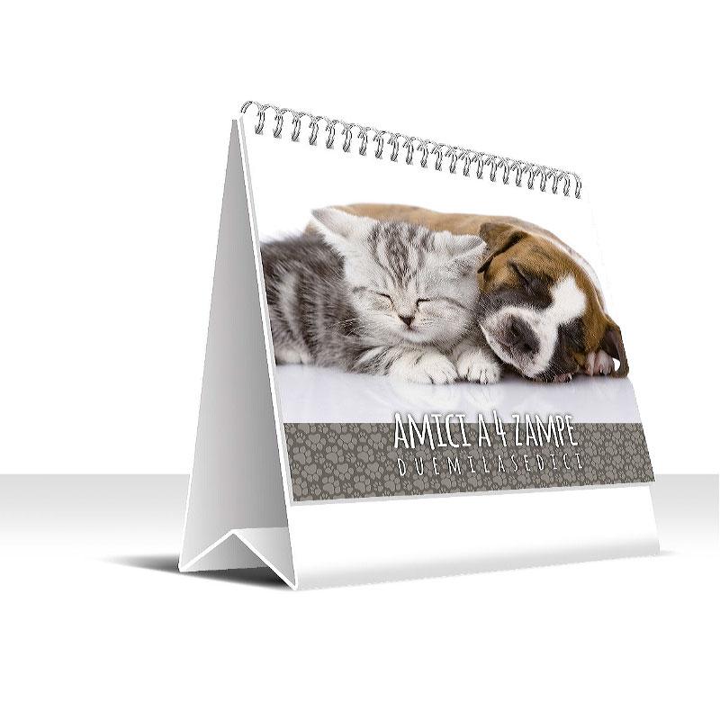 Calendari personalizzati da muro e da tavolo 2018 - Calendari da tavolo personalizzati ...